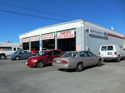 Wrights Automotive - Exterior