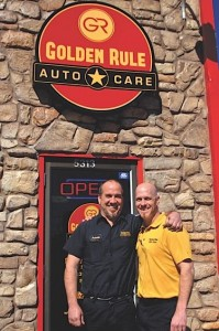 GOLDEN RULE AUTO CARE 1