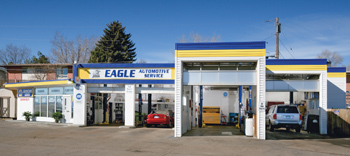 eagle automotive service